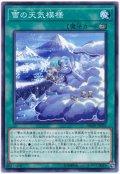【ノーマル】 雪の天気模様