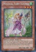 Mystical Fairy Elfuria【神秘の妖精 エルフィリア】 (シークレット)